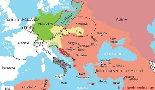 Osmanlı Lehistan ilişkileri