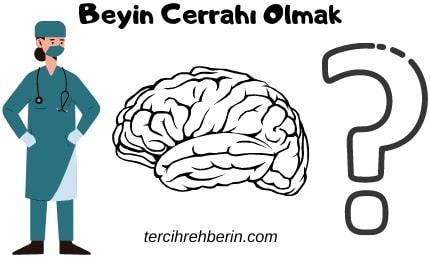 Beyin cerrahı nasıl olunur
