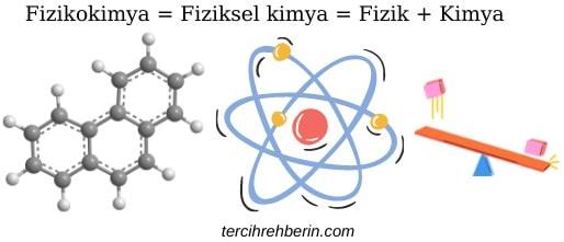 Fizikokimya nedir