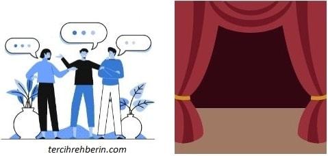 Tiyatronun yapı unsurları